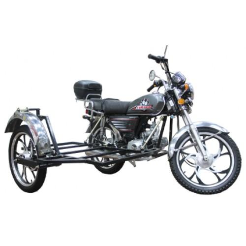 Мотоцикл с коляской до 200 кубов